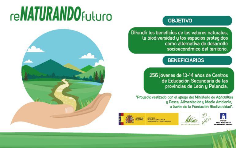 ReNATURANDOfuturo, una campaña para sensibilizar sobre el valor de la naturaleza y la biodiversidad