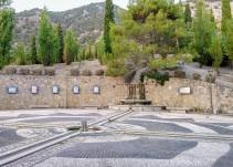 ¿Los restos de García Lorca están escondidos bajo esta fuente?
