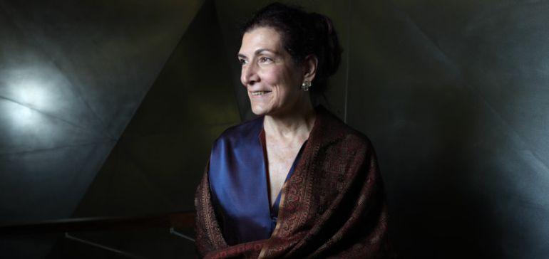 Alma Guillermoprieto, periodista mejicana, galardonada con el Premio Princesa de Asturias de Comunicación y Humanidades 2018.