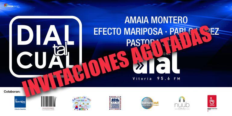 Dial Tal Cual: Invitaciones agotadas
