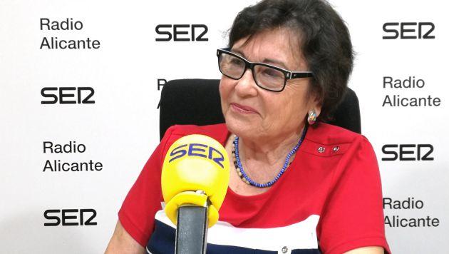 Isabel Campoy, autora de cuentos infantiles