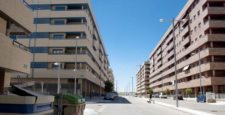 Urbanización 'El Quiñón' de Seseña