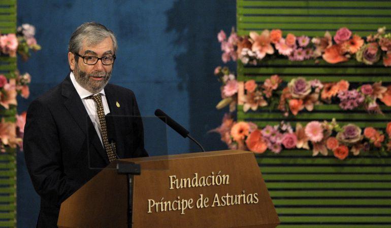 Antonio Muñoz Molina es el invitado al primer acto de la feria del libro de Pinto