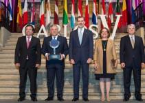 El rey defiende la voluntad de unidad de españoles frente a visiones excluyentes