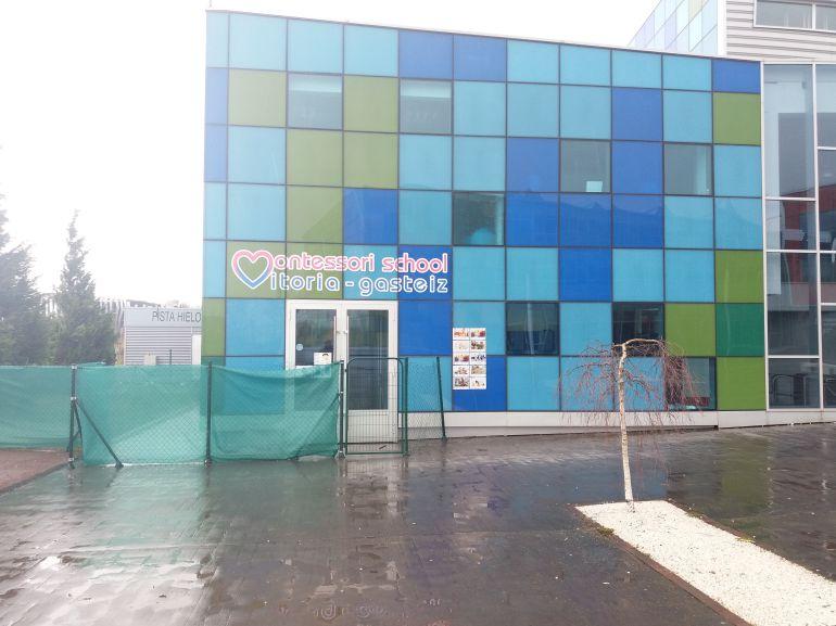 Las instalaciones de Montessori School en la Ciudad Deportiva del Baskonia