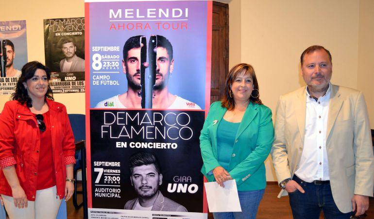 Melendi, en Villarrubia de los Ojos | SER Ciudad Real | Cadena SER