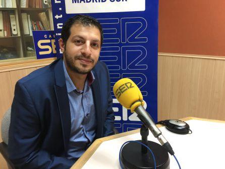 Ammar al-Aasam, encargado de Cobo Pontejos