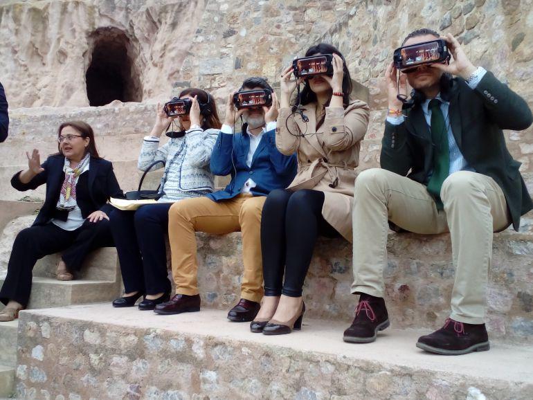 El Teatro Romano de Cartagena en realidad virtual