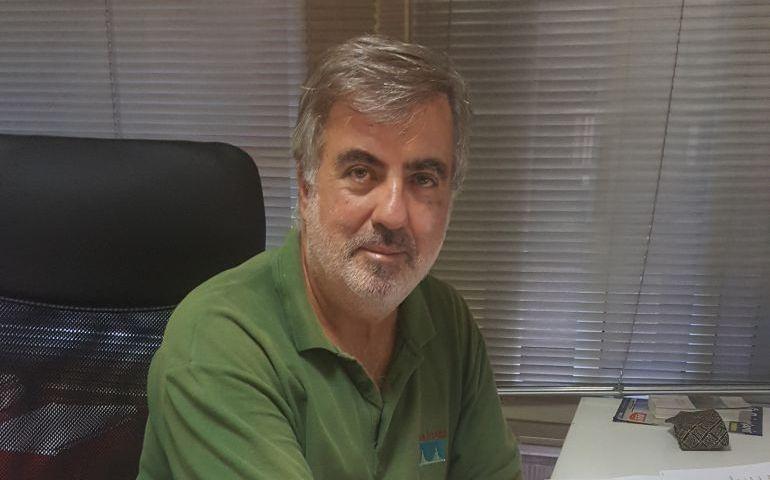 Rafael Pardo Prefasi, decano del Colegio Oficial de Arquitectos de la Región de Murcia