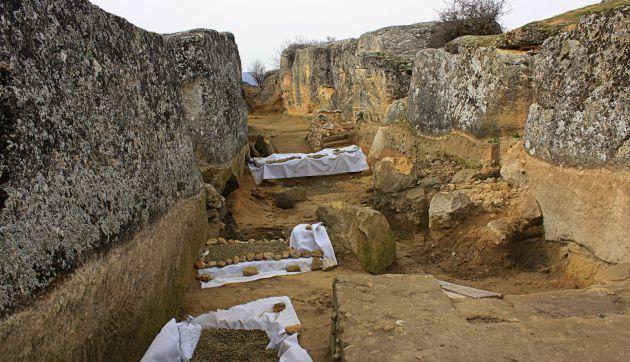 Los trabajos arqueológicos en la Cava se han sucedido en los últimos años.