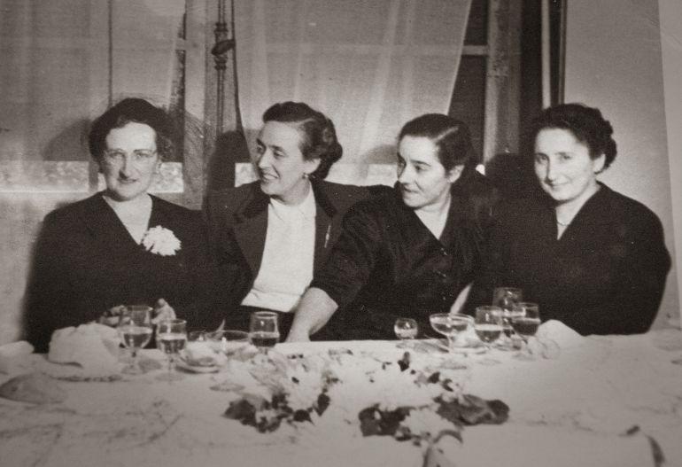 Fueron 4 las mujeres que vertebraron la red de espionaje
