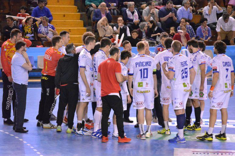 El ABANACA Ademar se jugará en Valladolid su clasificación para la Liga de Campeones