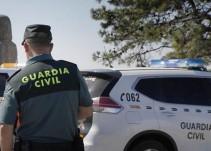 Cuarenta personas agreden a nueve guardias civiles al salir de comer de una comunión