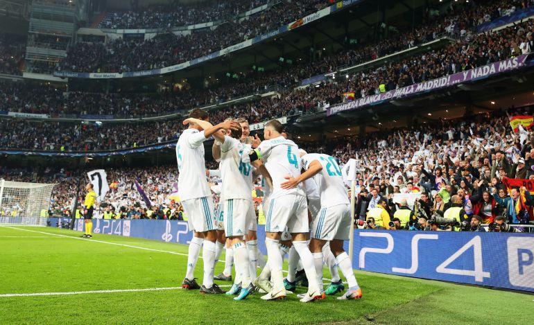 Los jugadores del Real Madrid disputarán la final de la Champions League