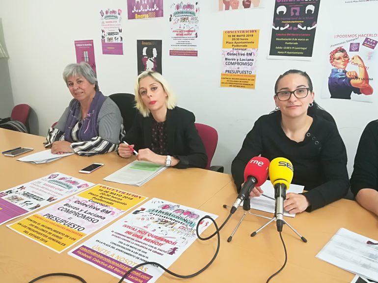 El colectivo 8M llama a protestar por el incumplimiento del pacto de estado con la violencia de género