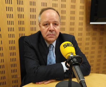 Enrique Aramendia, oftalmólogo de Policlínica Gipuzkoa