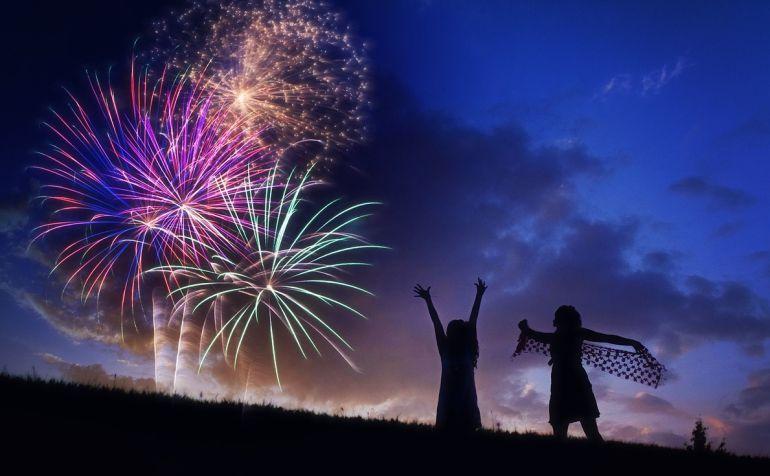 A muchos les gustan los fuegos de artificio, pero no a todos. Sin embargo, son un clásico para finalizar las fiestas patronales
