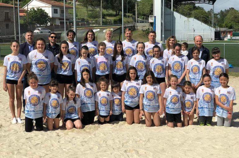 Nace en Ourense, el Club Voley Playa Milenio Ourense, con el fin de organizar campeonatos durante todo el verano para que el niños, y niños de todas las edades puedan practicar este deporte