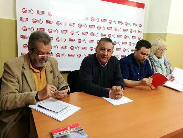 Los sindicatos anuncian nuevas movilizaciones en defensa del sistema público de pensiones