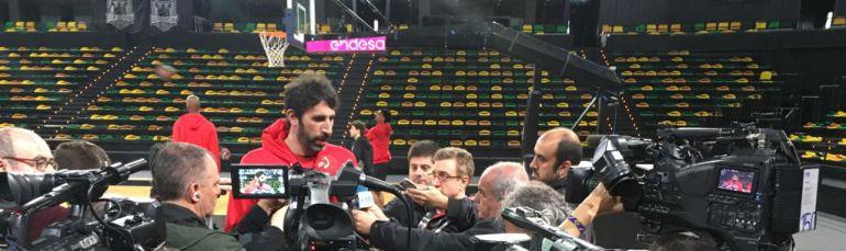 "Mumbrú: ""Si Bilbao Basket quiere contar conmigo, aquí estaré"""