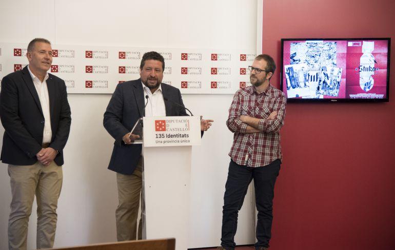 Experimento Stuka Castellón Guerra Mundial: La Diputación acoge el pre-estreno del documental Experimento Stuka