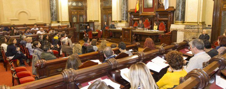 Reunión del Consello de Inclusión  Social