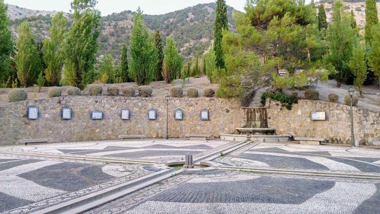 Parque García Lorca de Alfacar (Granada)