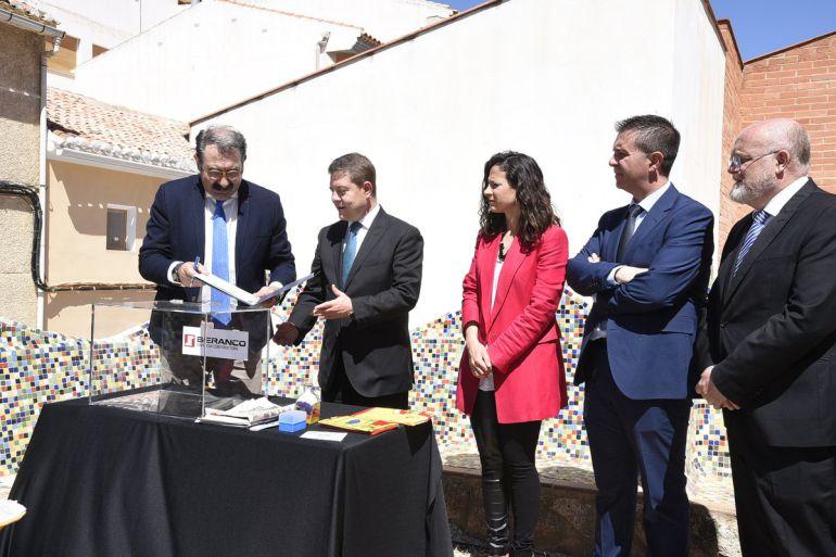 El proyecto de transformación de regadío de Elche de la Sierra contará con 3 millones
