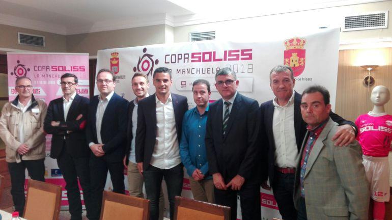 Llega la II Copa Soliss La Manchuela