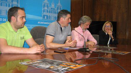 Presentación del torneo de Ajedrez