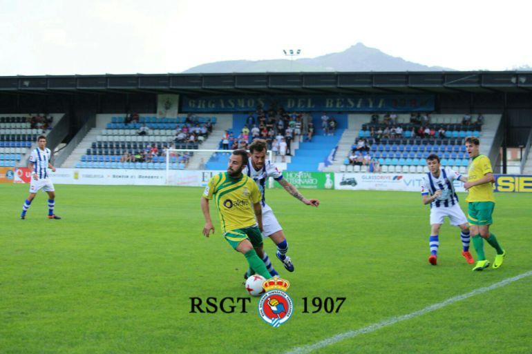 castellon: El CD Castellón se medirá al Tropezón de Cantabria en el play-off