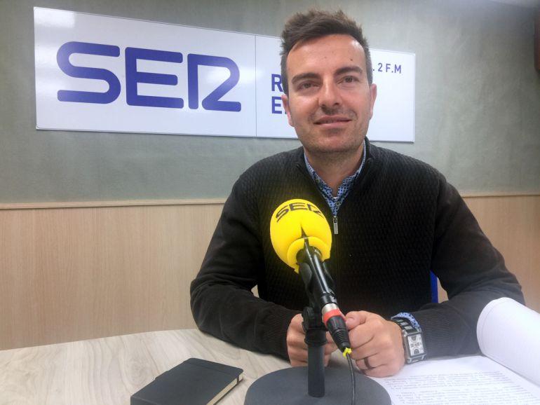 Fernando Gómez, concejal de Deportes de Elda