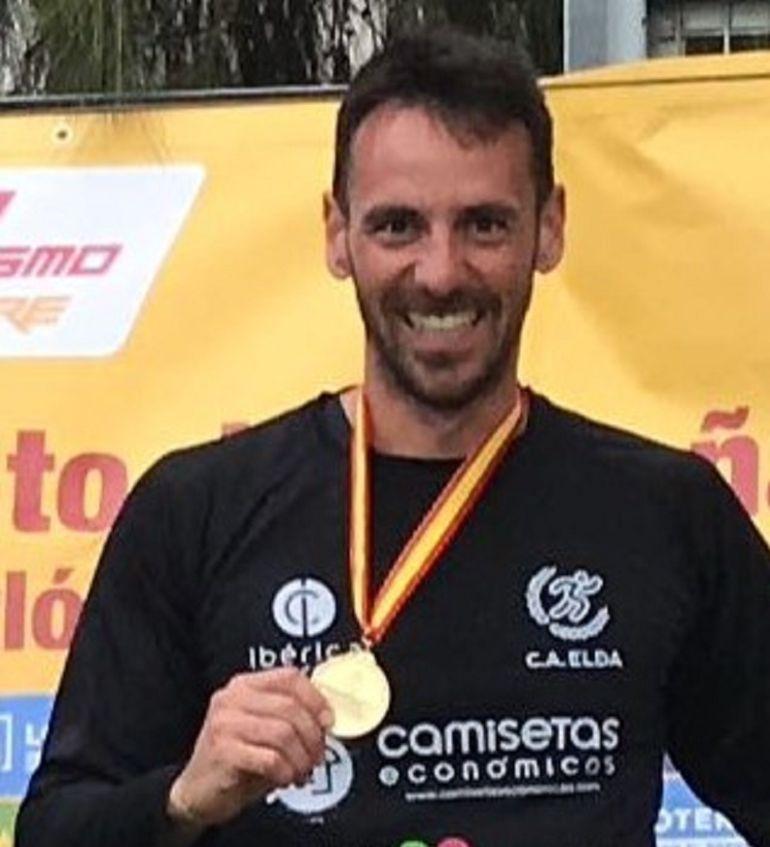 Jorge Sánchez volvió a triunfar en las diez pruebas del decatlón