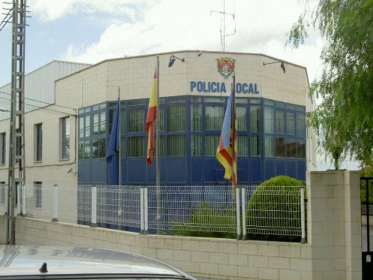 Sede de la Policía Local de Petrer