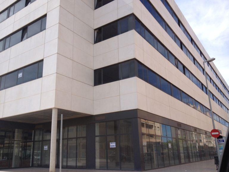 Imagen de archivo del edificio Cetis