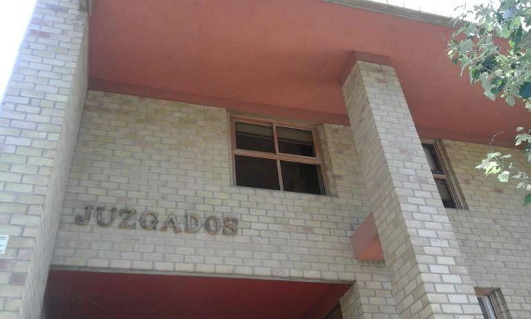 Imagen de archivo de los Juzgados de Ibiza