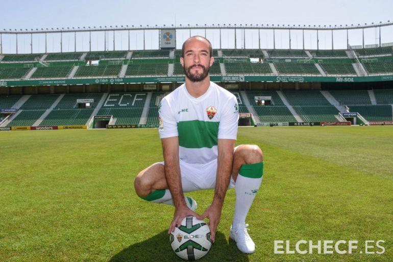 Golobart, ex del Real Murcia y Elche, tiene el 'corazón partío'
