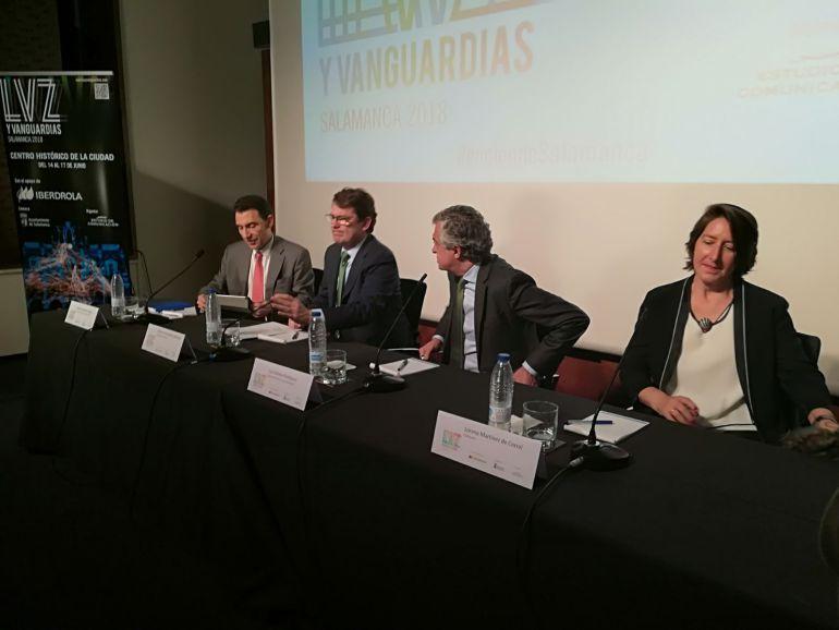 """El Festival de Luz y Vanguardias llega a su tercera edición en Salamanca: """"Este es el Festival de cultura más importante de Salamanca"""""""