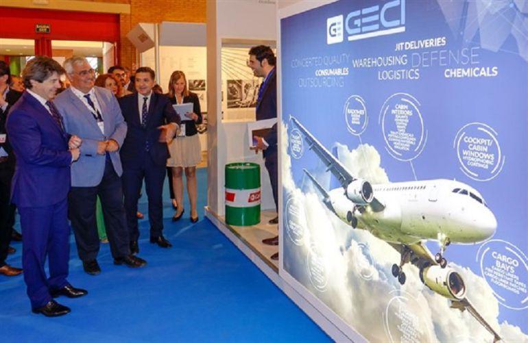 La Junta cree que el sector aeroespacial andaluz puede seguir creciendo
