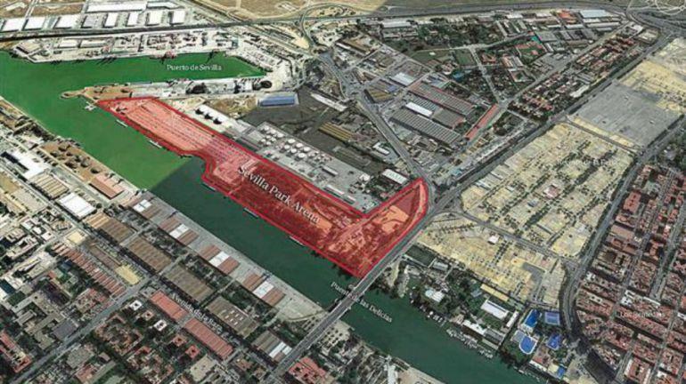 Urbanismo da un paso más para la inversión de Sevilla Park