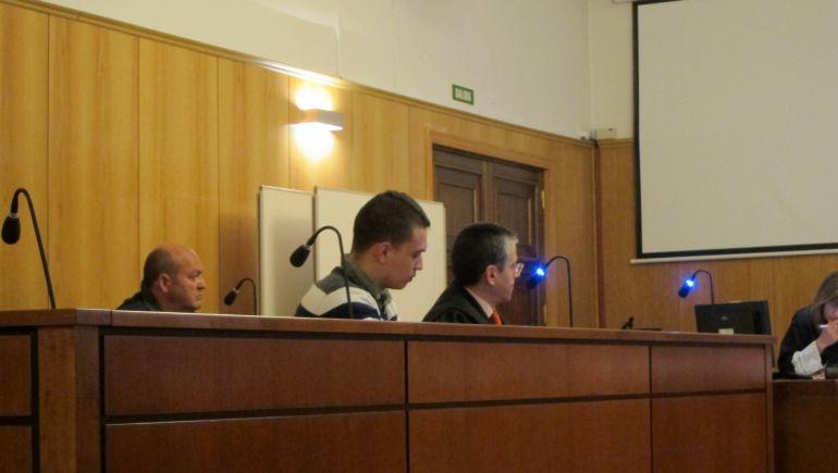 El condenado ha aceptado una condena de cuatro años