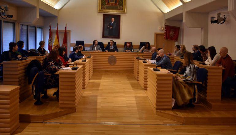 El Ayuntamiento solicitará que se finalice el Polígono Oretania