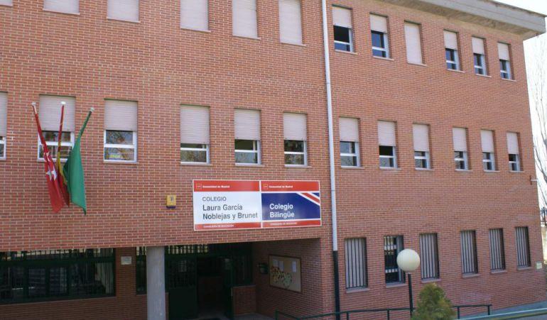 Fachada del Ayuntamiento Laura García Noblejas