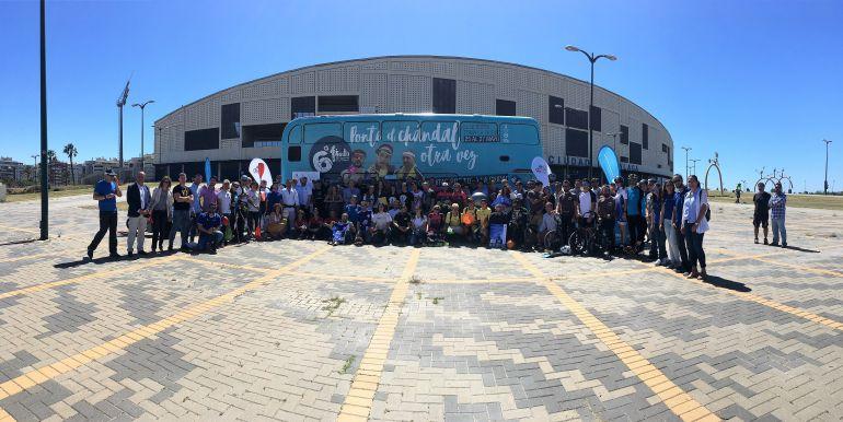 La fiesta del deporte en Málaga