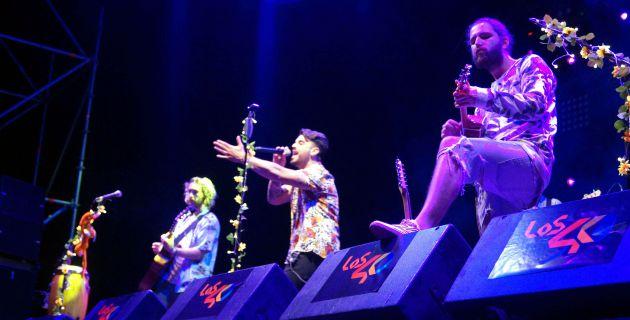 Miles de jóvenes disfrutaron de 'LOS40 POP Talavera'