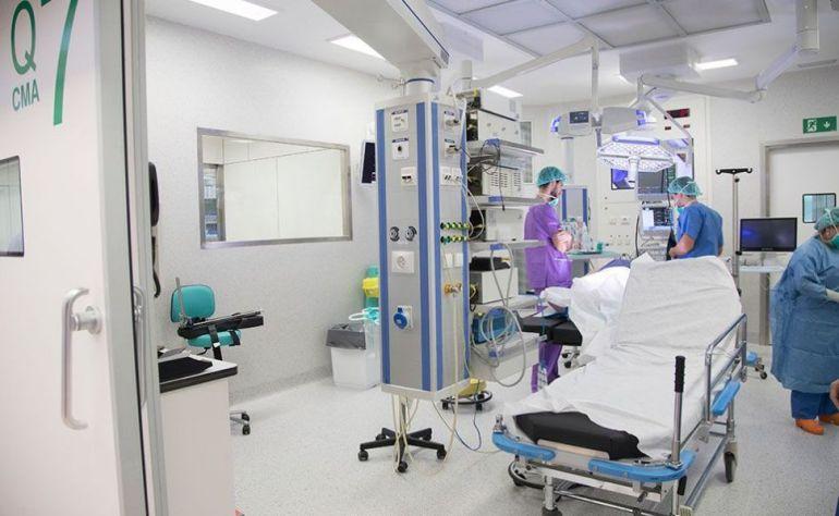 50 millones de euros para equipamiento tecnológico del nuevo Hospital de Toledo