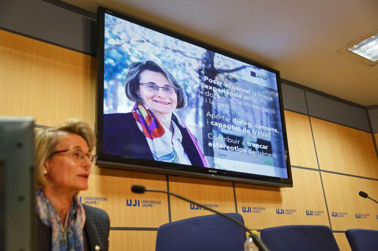 ELECCIONES UJI: Eva Alcón, elegida rectora de la UJI con el 83% de los votos