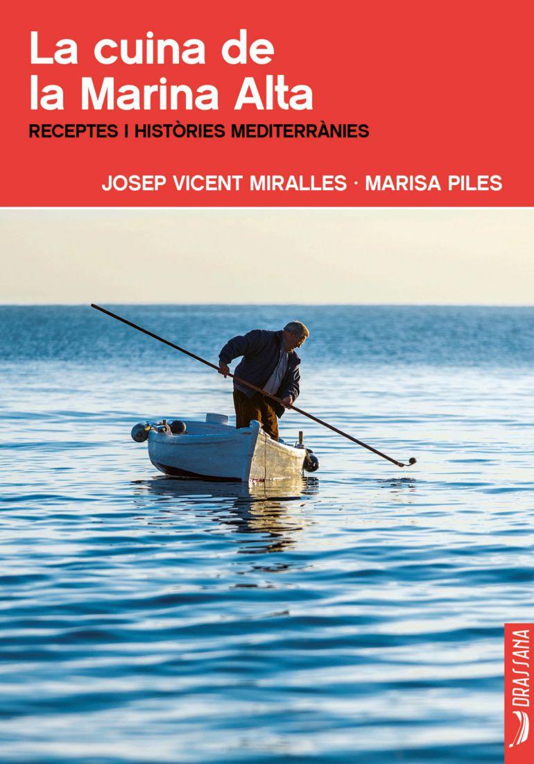 Portada del libro 'La cuina de la Marina Alta'.