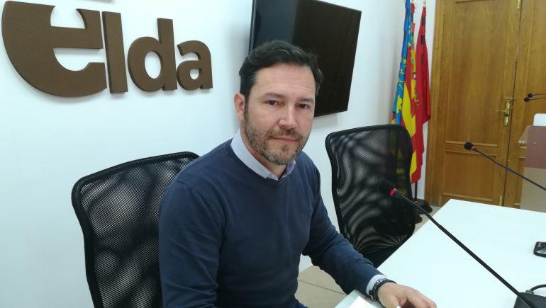 Francisco Muñoz, portavoz del PP