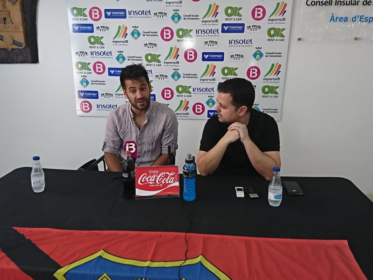 Fútbolistas: Marcos Contreras anuncia su marcha del Formentera
